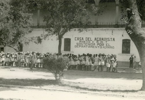 Imagen de Casa del Agrarista estatal (propio)