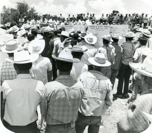 Imagen de Entrega de apoyos para campesinos (propio)