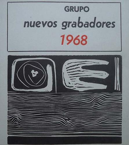 Imagen de Invitación a la exposición del grupo Nuevos Grabadores (atribuido)