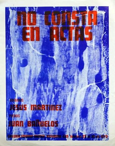 Imagen de Cartel de la exposición No consta en actas (propio)