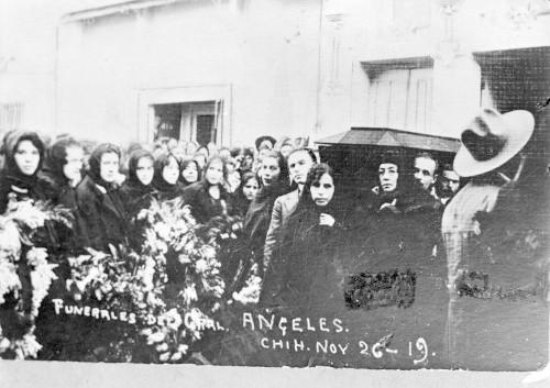 Imagen de Funerales del Gral. Ángeles