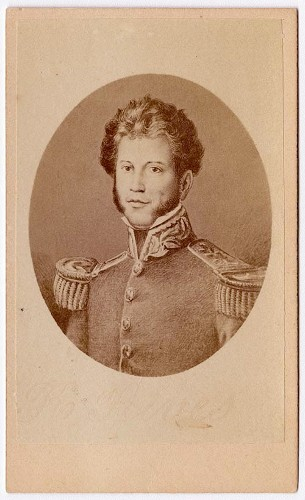 Imagen de Gral. Vicente Guerrero, retrato (atribuido)