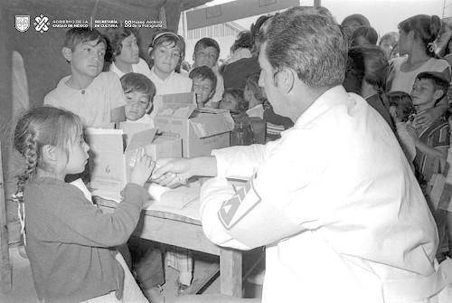 Imagen de Operación salud en la delegación Iztapalapa (propio)