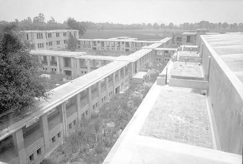 Imagen de Sanatorio para tuberculosis en Huipulco, Tlalpan (propio)