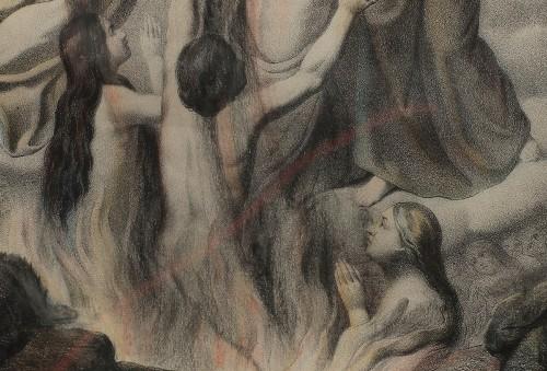 Imagen de Oración para el alivio de las almas del purgatorio, de la carpeta Nuevo Catecismo para Indios Remisos (propio)