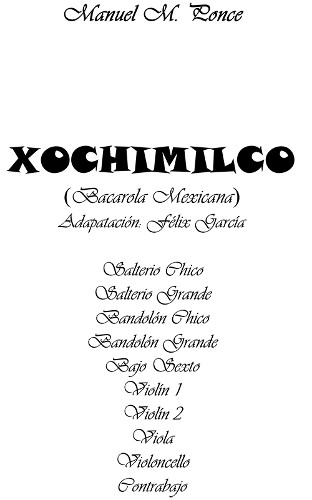Imagen de Xochimilco (propio)