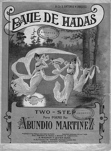 Imagen de Baile de hadas (propio)