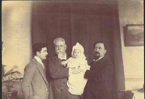 Imagen de Cuatro generaciones de la familia Madero (atribuido)
