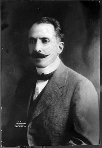Imagen de Felipe Ángeles, retrato