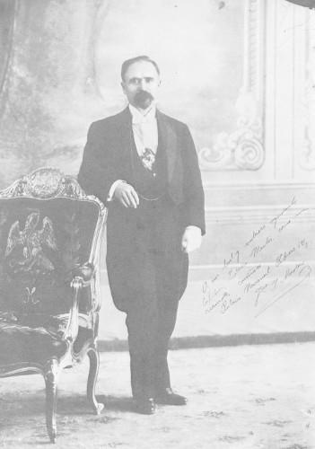 Imagen de Francisco I. Madero, retrato