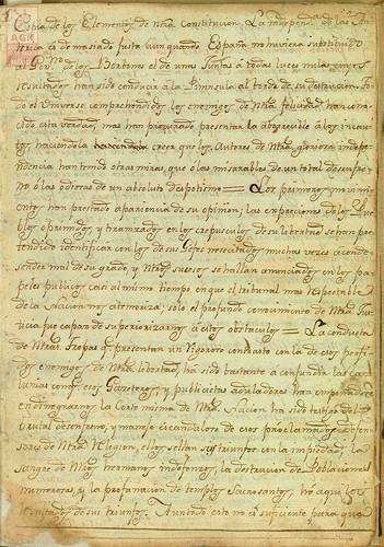 Imagen de Elementos de nuestra Constitución