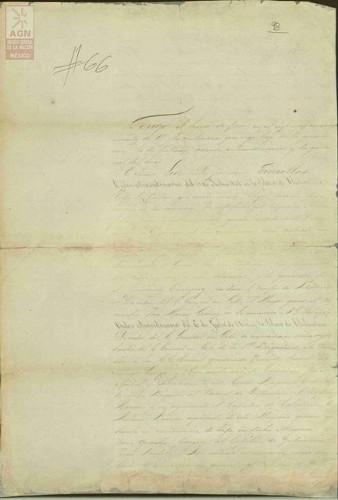 Imagen de Expediente 098: Carta de Luis Terrazas al Presidente Juárez