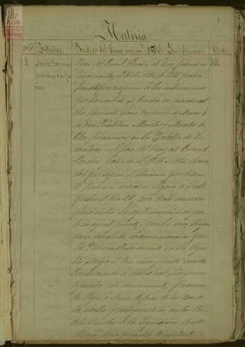 Imagen de Expediente 5: Causa de José María Morelos y Pavón