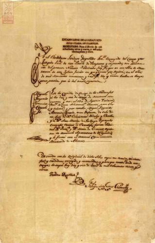 Imagen de Expediente único: Copia fiel del libro de bautizo de Miguel Hidalgo y Costilla