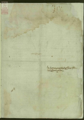Imagen de Expediente 11: Ordenanzas de Hernán Cortés