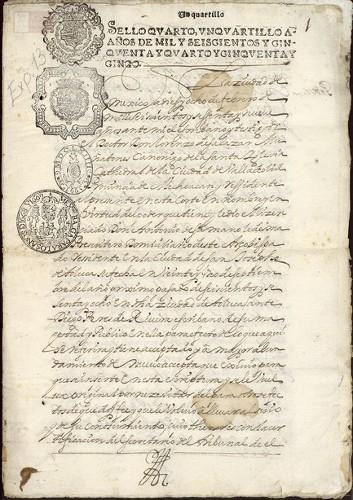 Imagen de Exp.357 Escritura de venta de un esclavo
