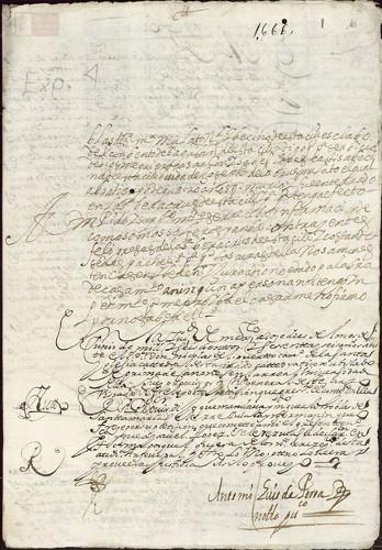 Imagen de Exp.361 Licencia para contraer matrimonio