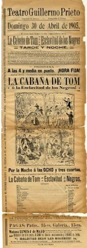 Imagen de El Teatro Guillermo Prieto presenta: La Cabaña de Tom o La esclavitud de los negros