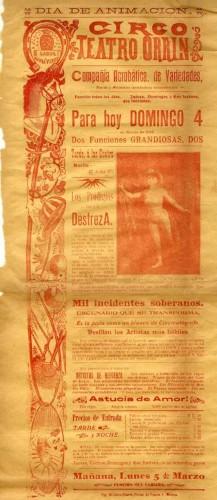 Imagen de Circo Teatro Orrín