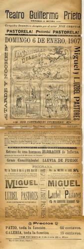 Imagen de El Teatro Guillermo Prieto presenta: Miguel y Luzbel pastores por contrarias opiniones
