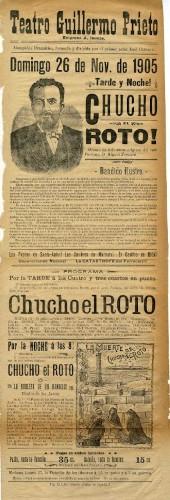 Imagen de El Teatro Guillermo Prieto presenta: Chucho El roto