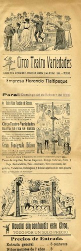 Imagen de Circo Teatro Variedades