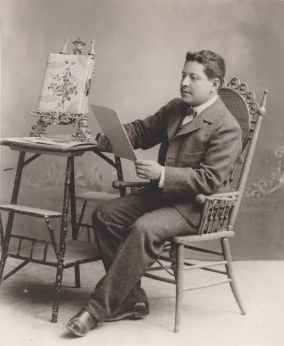 Imagen de Retrato de Enrique Rosas Aragón  (cinegrafista)