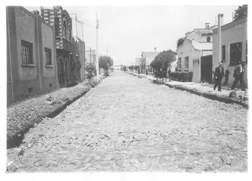 Imagen de Pavimentación de la Cda. de Gabriel Mancera col. del Valle