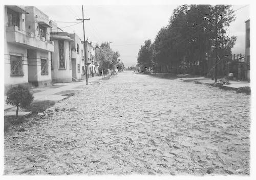 Imagen de Pavimentación de las calles de Gabriel Mancera col. del Valle