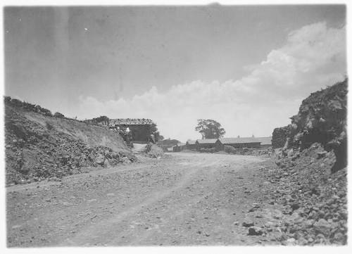 Imagen de Carretera de San Mateo Xalpa a Milpa Alta a la altura de San Pablo