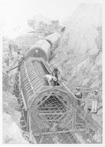 Imagen de Obras de captación agua potable del Río Lerma