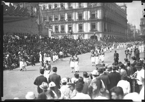 Imagen de Desfile atlético