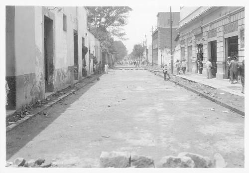 Imagen de Pavimentación calles de Rosas Moreno