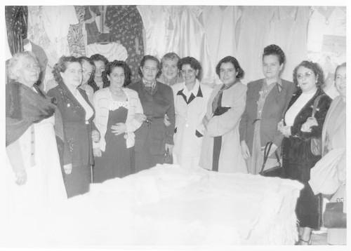 Imagen de Exposición en el Centro Femenino de Trabajo Carmen Serdán
