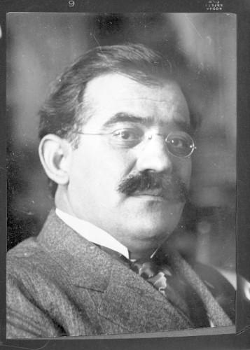 Imagen de Pablo González, político y revolucionario, retrato