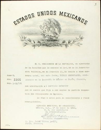 Imagen de Cuerpo diplomático