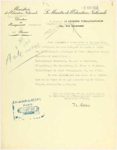 Imagen de Bibliotecas