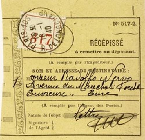 Imagen de Servicio postal