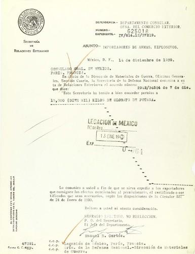 Imagen de  Segunda Guerra Mundial. Comercio