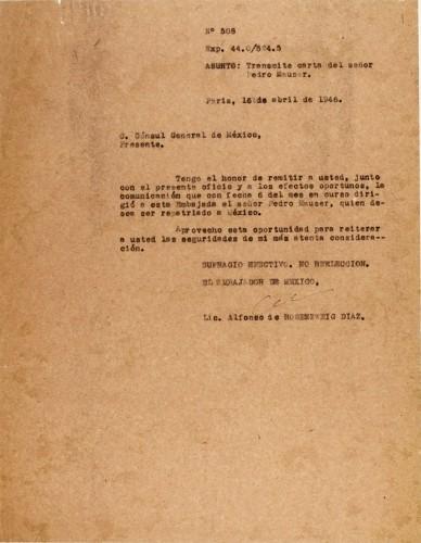 Imagen de Repatriación de mexicanos