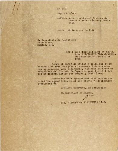 Imagen de Tratados comerciales