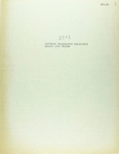 Imagen de Servicio telegráfico