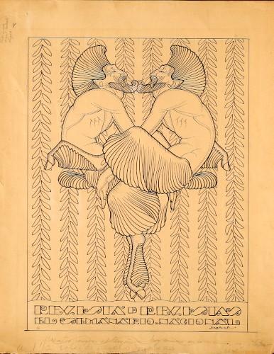 Imagen de Los dos faunos