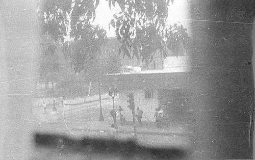 Imagen de Persecución durante la marcha estudiantil del 10 de junio de 1971 (atribuido)