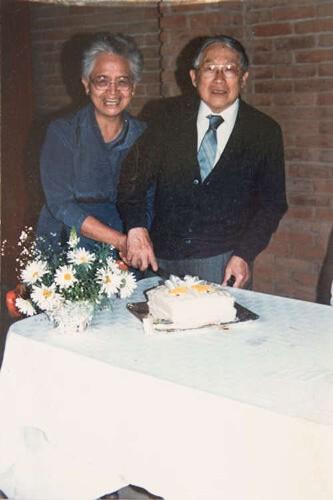 Imagen de Antonio Ang y Olivia Chiwo (40 años de casados) (atribuido)