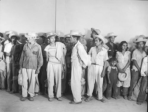 Imagen de Braceros deportados (atribuido)