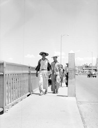 Imagen de Deportación de braceros (atribuido)